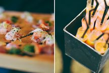 """Yummy wedding food! / """"delicious"""" photo's from the weddings!"""