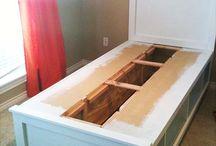 Bygga möbler / Building furniture