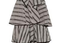 Skirts I want to sewe