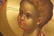 Volto bambino Gesù