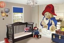 Teds new bedroom