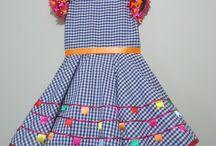vestidos juninos