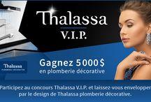 Concours / pub / Concours janvier 2015 - Thalassa V.I.P.