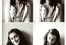 Anna Frank('s diary)