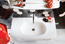 Industrial Bathroom Design / Industrial bathroom decor ideas from Utopia Bathrooms.