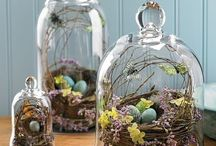 SPRING EASTER DECO