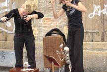 2006 - Festival Mondial des Théâtres de Marionnettes - Puppets Festival.