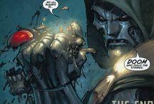Marvel Comics Villains and Anti Heroes