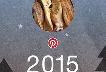 À essayer en 2015 / 12 PROJETS TEXTILES 12 SORTIES OU ACTIVITES COPINES 12 RESOLUTIONS