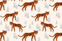 Patterns/ animals