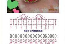 saquitos aromáticos crochet