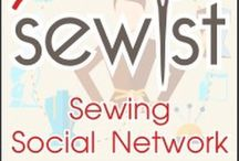 Sewist.com / Sewist social network is a productive, friendly, and resourceful site for sewists everywhere. You can search for patterns, magazines, books, fabrics, notions, discuss styles, chat in groups and on forums, join online video classes and much more. Join Sewist today! Happy Sewing!