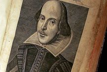 """Happy Birthday Shakespeare! / """"All the world's a stage, and all the men and women merely players: they have their exits and their entrances; and one man in his time plays many parts, his acts being seven ages."""" William Shakespeare"""
