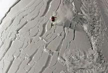 Surf neige