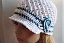 Uncinetto : Cappelli...Sciarpe...Accessori Vari