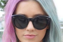 Hair / Hair styles and colour