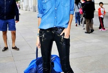 Thedailystyler / Get inspired by the most fashionable street-style look of the season.