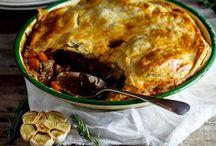 Main meal lamb