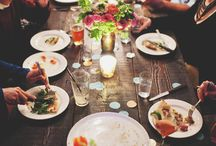 Dinner Party Tables / by Social Tables