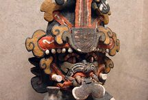 Mesoamerica art