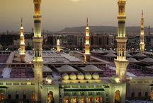 Mecca and madina