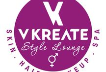 Vkreate style lounge / Unisex salon and spa