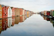 my hometown - Trondheim