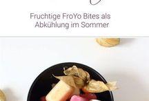summer food / sommer snacks für gute laune