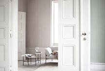Interior - wall colour