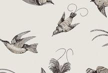 Motifs - Birds