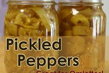 Canning recipes / by Shirley Hindle