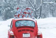 Christmas / by Ciara Sandell