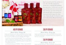 Canadian Monthly Young Living Promo's / Monthly Promos / by Oilsr4u