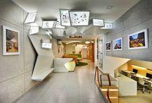 Top 12 Thiết Kế Văn Phòng / Top 12 Thiết Kế Văn Phòng ấn tượng nhất 2014 Giải thưởng quốc tế về thiết kế nội thất văn phòng (World Festival of Interiors)