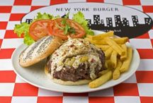Burghers in Madrid / #Burghers,burghers,burghers in #Madrid.This #American #classic is sopopular in Madrid that you find all types of interpretations from the most #classic recipes to #vintage,#gourmet and even #vegetarian.#enjoy,comment and #repin these pin compilations!