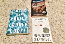 Book Recommendations + Future Reading List