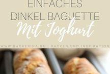 ▶ Brot, Brötchen & Baguette