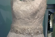 wedding dress / Dresses in consideration