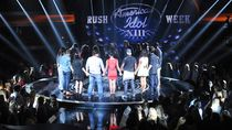 Idol XIII - Rush Week: Meet the Top 13 / After a night of dramatic results and singing for their lives, the Top 20 semi-finalists became the Top 13 finalists! View more photos: http://idol.ly/1h6d6nq #idol #IdolTop13