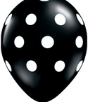 Picture Perfect Polka Dot Balloons by Qualatex / What's a party without the balloons? When only the best will do!   We have a wonderful selection of party balloons.