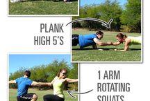 toñito / ejercicios fisicos-deporte