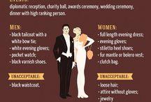 Dress codes rules