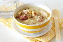 Soups and other Fall/Winter Yummies