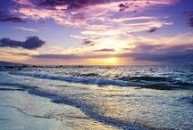 Seascapes / Landscapes of the sea.
