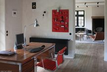 Get the look - cool office / Take inspiration from Lionel Jadot to create a super cool home office