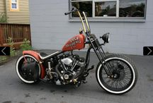 Chopper, Harley