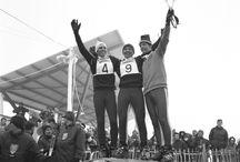 The Olympics 1968 - / by Bunny Burritt
