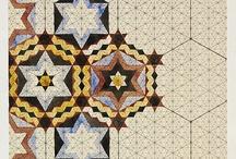 Islamic/arabic/turkish motives, shapes and patterns