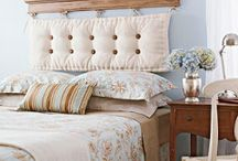 Bedrooms / ideas for the bedrooms in the house / by Amanda Hunt