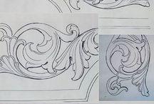 luxury drawings
